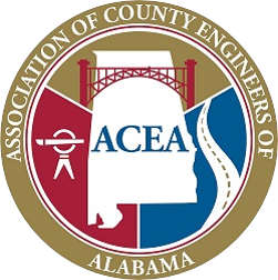 alabama county engineers logo
